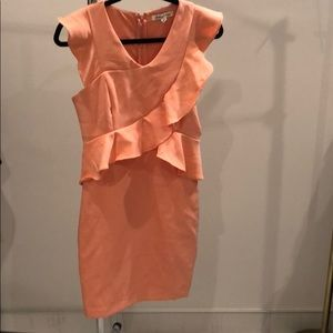 Jealous Tomato Peach Dress